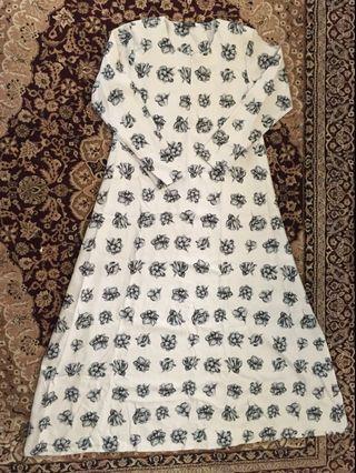 ByNuramirah Princess Cut Jubah