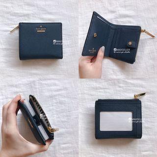 全新 有訂購證明 Katespade kate spade 銀包 短銀包 wallet purse adalyn 紙幣 卡包
