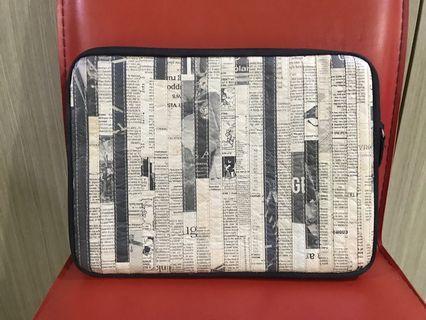 仿舊報紙 筆電包、保護套、iPad 保護套