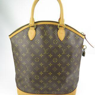 Louis Vuitton Monogram Lock it M40102