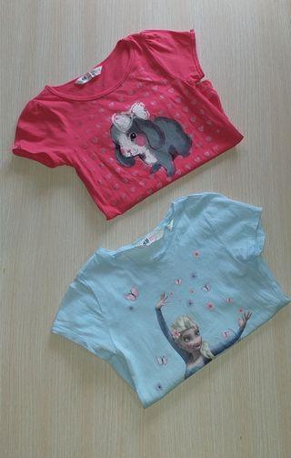 H&M kids shirts