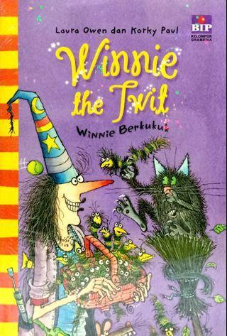 Buku Fiksi / Novel - Winnie The Twit Berkukuk