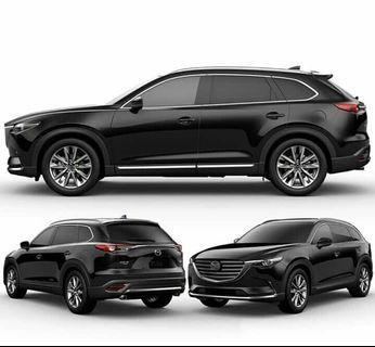 new Mazda CX-9 stock ready
