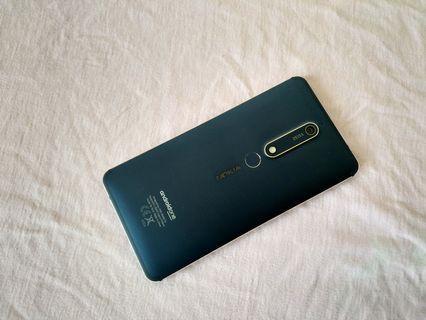 Nokia 6.1 Urgent