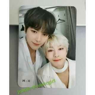 [WTT] MONSTA X WE ARE HERE Minhyuk+Hyungwon Pc