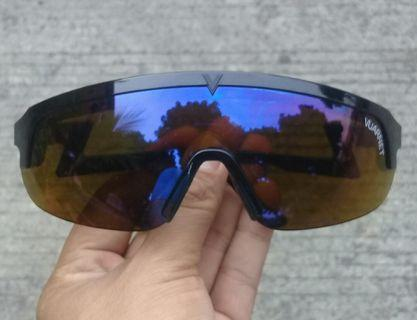 Vuarnet Sunglasses Motorcycle Sports Outbond Men's Made in France AUTHENTIC Retro Discotheque
