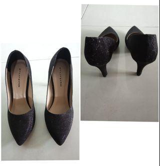 New High Heels Purple