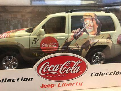 Coca-Cola Jeep