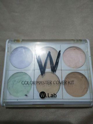 W.Lab color master cover kit