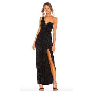 BNWT ALICE MCCALL BLACK WOMAN TO WOMAN DRESS - SIZE 8 AU (RRP $490)