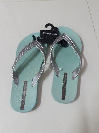 Blue Ipanema Slippers