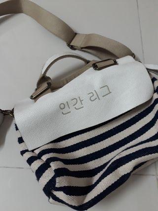 Korean style slingbag/handbag