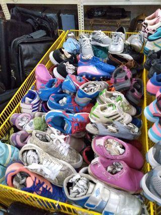 Shoes (women's + kids)