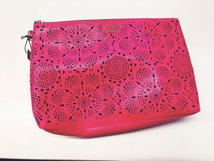Victoria's Secret Pink clutch bag