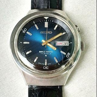 Seiko 精工 BELL-MATIC 自動鬧錶 4006-6060 Automatic Bellmatic