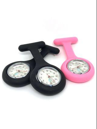 🚚 Nurse Watch (Silicone) 2019 FEB NEW IN Stock in