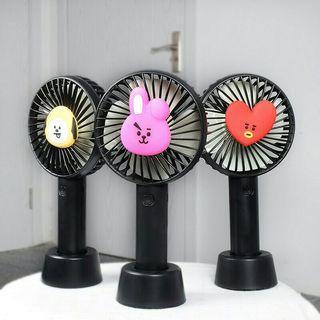 Pre-order Bts BT21 Handy Fan