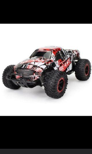 OUT OF STOCK- Remote Control 1/20 Off- Road TRUCK (Red Colour)