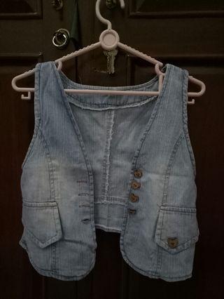 Rompi jeans anak