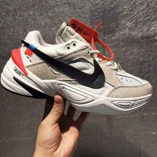 """Nike M2K Tekno """"Off White"""""""