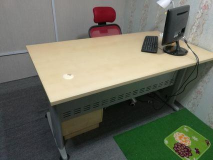 Office Table + chair