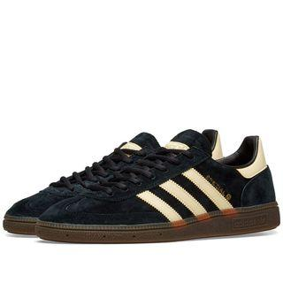 Adidas Handball SPZL 'Guinness' Core Black / Yellow / Gum