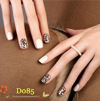 韓國進口正貨指甲貼 Dashing Diva 限時特價 On sale Korea nail polish nail