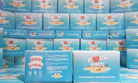 Broken Hearts The Card Game! (Out Now)