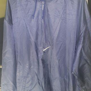 Nike spray jumper vintage  Dark navy blue