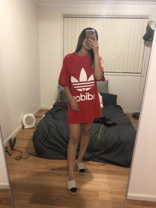 Adidas knitwear dress