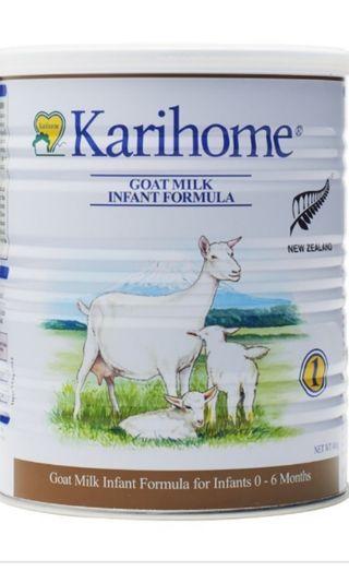 🚚 milk infant fomula 400g