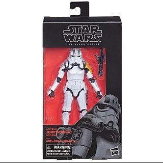 "(In-stock)Star Wars: The Black Series 6"" Jumptrooper(Rebels)"