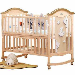 🚚 Baby Bed