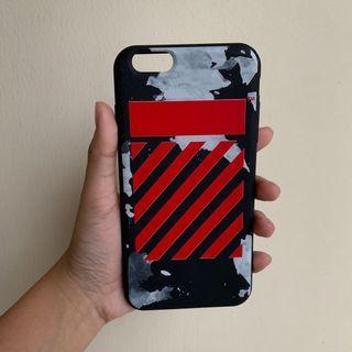 Off White Case Iphone 6 Plus/6s Plus