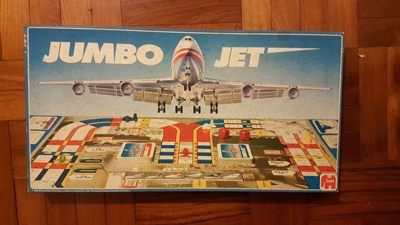 Jumbo Jet board game