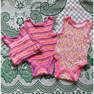 Juniors Bodysuit Set