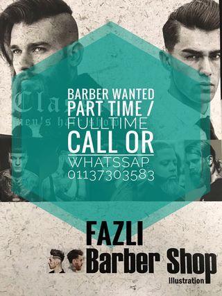 Fazli Barbershop
