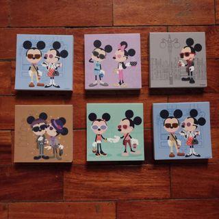 Disney Notepads Set