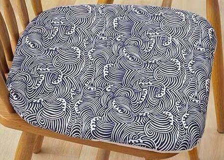 日式棉麻餐桌坐垫