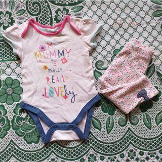 Mothercare and Max Set