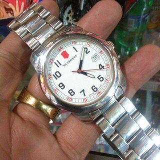 Victorinox watch swiss made