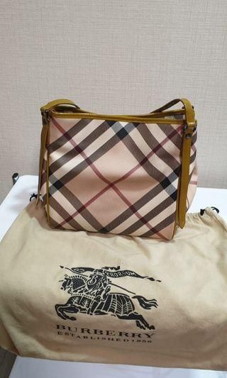 Authentic PreLoved Burberry Bag