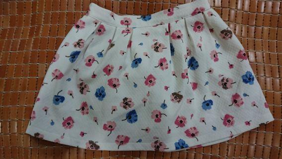 Queen Punch女童褲裙(XL)(4-6歲)
