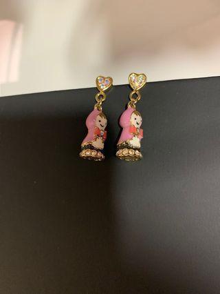 包郵 耳環 Earring