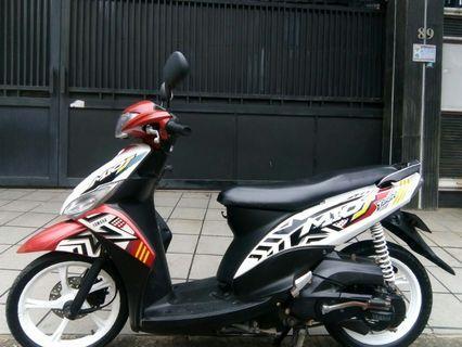 Jual cepat Yamaha Mio J 2013