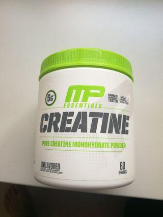 🚚 MP Creatine monohydrate 60 servings