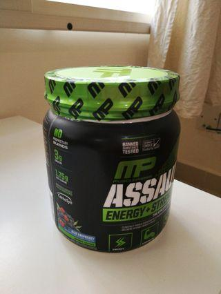 🚚 MP Assault 30 servings