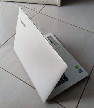 Laptop LENOVO IDEAPAD 320 intel Core i5 GEN7TH 7200U KABYLAKE RENDER/DUAL VGA NVIDIA GEFORCE GT920MX : 2GB Dedicated