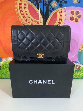 Chanel Diana Vintage Crossbody Bag