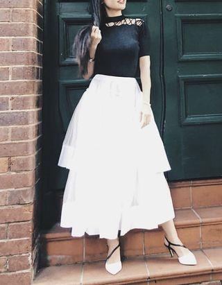 Wedding skirt fashion! And beautiful